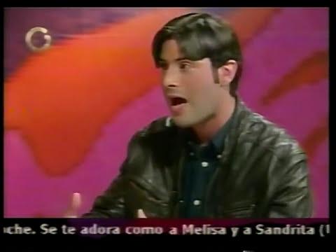 Jonathan Montenegro y Patricia Schwarzgruber en Sabado En La Noche, Entrevista, 2009 part I