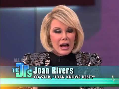 Joan Rivers Talks Plastic Surgery Medical Course