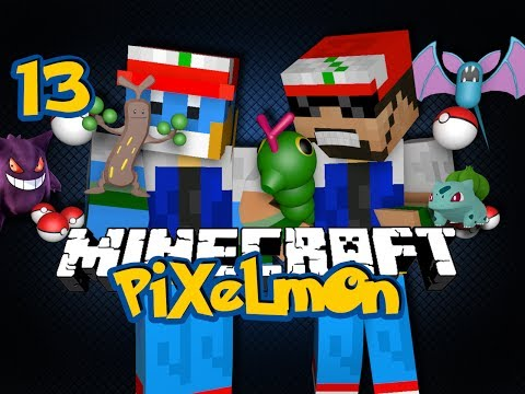 Minecraft Pixelmon 13 - MY FIRST LEGENDARY (Pokémon in Minecraft)