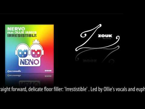 Nervo Feat. Ollie James - Irresistible (Tv Rock Vocal Mix)