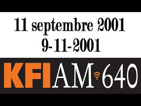 11 septembre 2001 WTC 9/11 – Radio KFI AM*640 [Los Angeles]