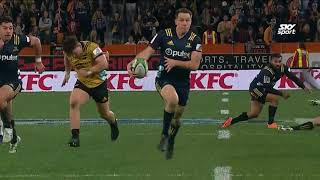 Highlights - Highlanders v Hurricanes