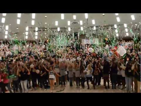 Stratford HS Lip Dub: Wavin' Flag (Coca-Cola Celebration Mix) - K'naan