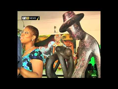 AFRICARTS | LAGOS ART AUCTION 2016 | TVC NEWS