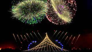 Synchronized Fireworks Show - 4 [FWSIM]