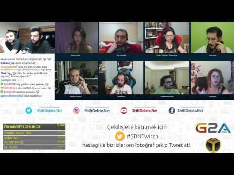 Teknoloji Videoları - Tüm Oyuncular Toplandık Twitch'te Konuştuk! (Twitch Canlı Yayın Tekrarı)