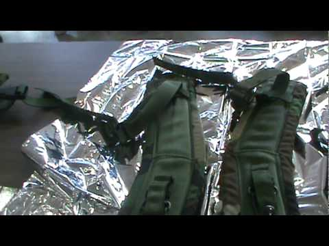 CJL Enterprize Sam shows how to use Alice Pack Chest Straps 2 for $12.00 shipped