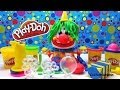 Play Doh Clown Playset Playdough Funny Clown Play-Doh Plasticine