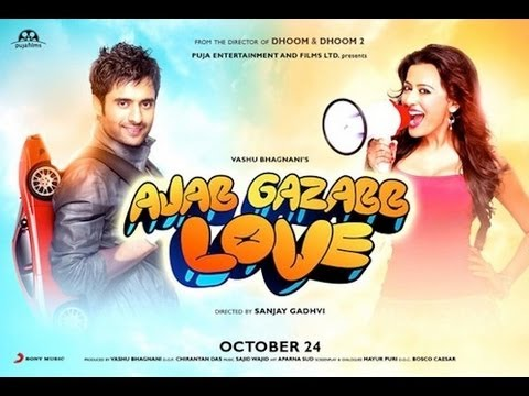Ajab Gazabb Love - Official HD Trailer - Jackky Bhagnani Nidhi...