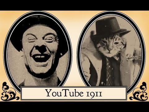 YouTubes 100th Anniversary April Fools Joke Takes Online Video Back To 1911