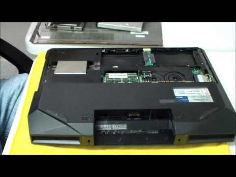 Asus G53S/JW AC DC Power Jack Repair