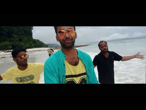 Hai Apna Dil To Awara II video shoot at havlock II andaman and nicobar island