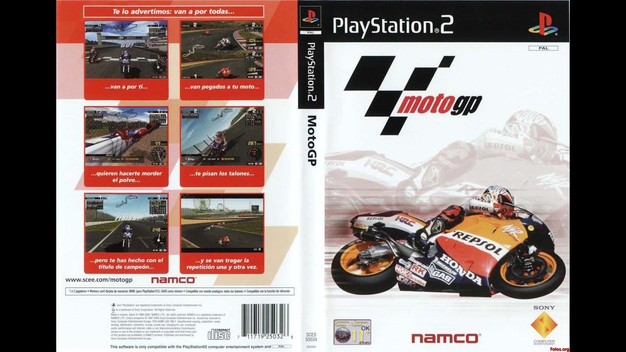 PS2 MotoGP (HD) (PCSX2) (50 fps) - YouTube