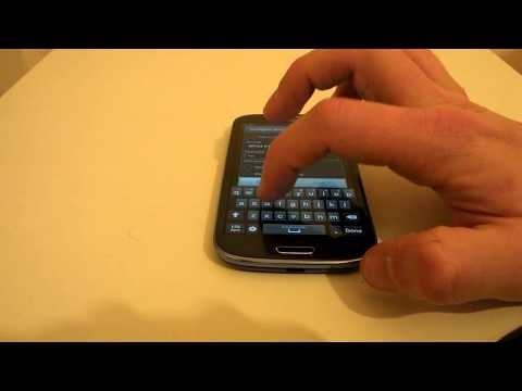 Samsung SGH-S150G Video clips