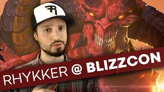 Diablo 2 Remaster Coming? Rhykker at Blizzcon 2018; Leak: Overwatch LEGO sets, & more...