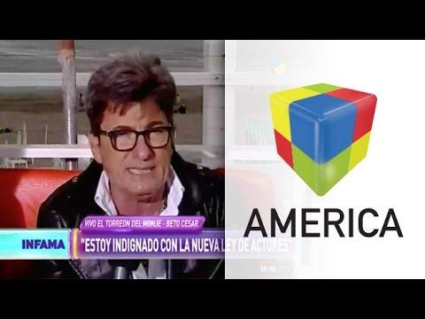 Beto César, durísimo con Vicky Xipolitakis: En otro país, estaría presa