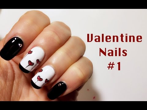 Valentine Hearts | NAil Art San Valentino | mikeligna