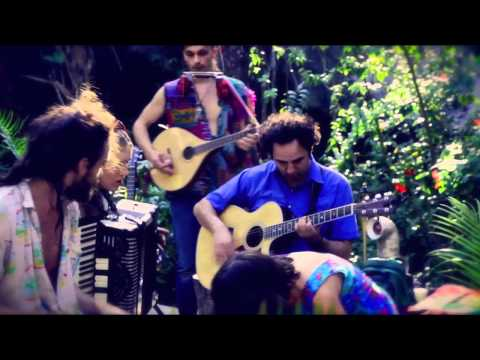 Edward Sharpe and the Magnetic Zeros &quot;Up From Below&quot; Live Acoustic