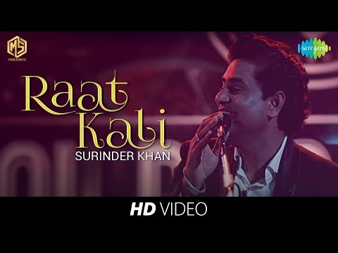Raat Kali | Cover Version | Surinder Khan | HD Music Video