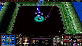 Warcraft 3 | Custom Hero Survival v2.6c | Keep Down Sparky.