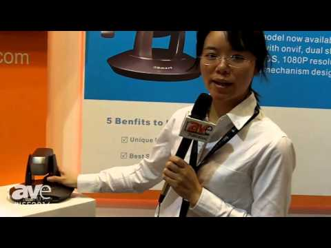 ISE 2016: iSmart Video Highlights AMC-A2001U USB3.0 PTZ Video Camera