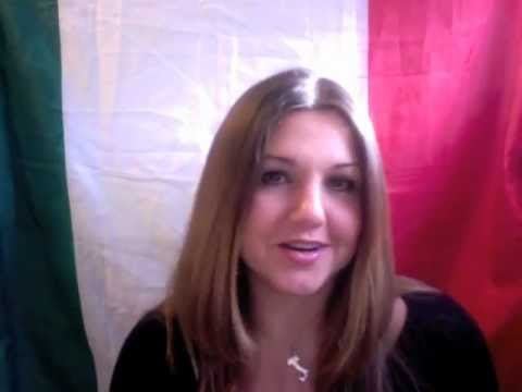 Italian Love Phrases: How to speak the most romantic language on Earth! With Nada Vergili
