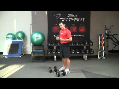 Golf Fitness Power & Strength Exercise