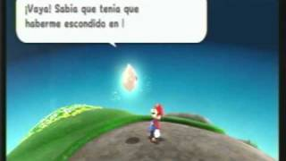 Super Mario Galaxy Walkthrough - Parte 1 El Comienzo