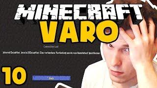 Minecraft VARO #10 ✪ ALLES GEHT SCHIEF :(   Paluten