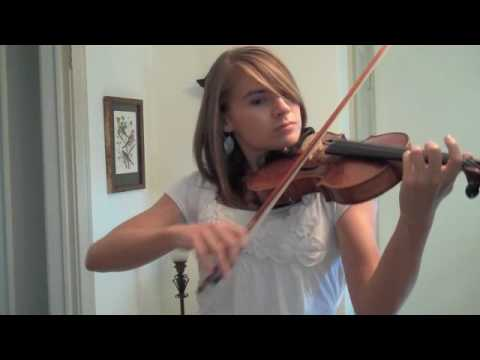 Kingdom Hearts Theme Hikari (Simple and Clean) Violin