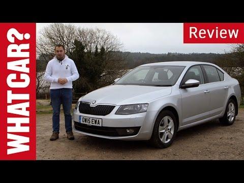 Skoda Octavia review - www.whatcar.com
