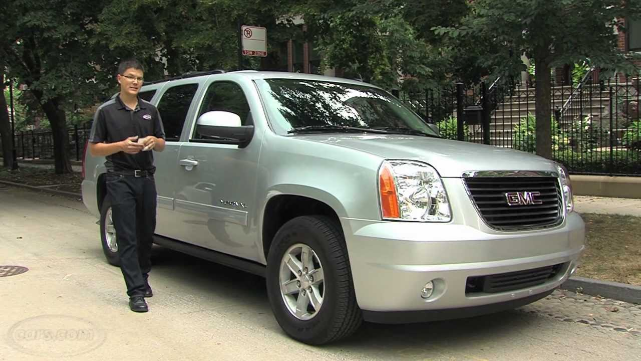 Denali Truck Gmc >> 2012 GMC Yukon XL - YouTube