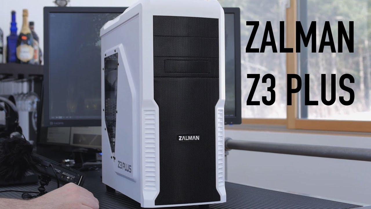 zalman z3 plus инструкция на русском