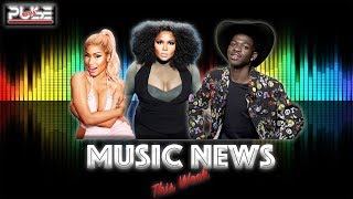 Is Nicki Minaj Retiring? Lizzo Tops Billboard Hot 100, Apple Music News |Music News|Pulse Music|
