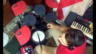 Download lagu Farruko - Chillax ft. Ky-Mani Marley (Drum Cover)