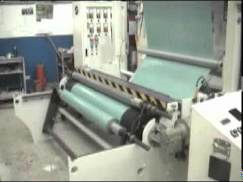 FIVE LAYER CO-EXTRUSION BLOWN FILM MACHINE (CT-TL5/54445)