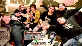 [Meeting] Anime Greek Lovers & Cosplayers//GR New Years Meet Up (Athens / Greece / 21.01.2017)