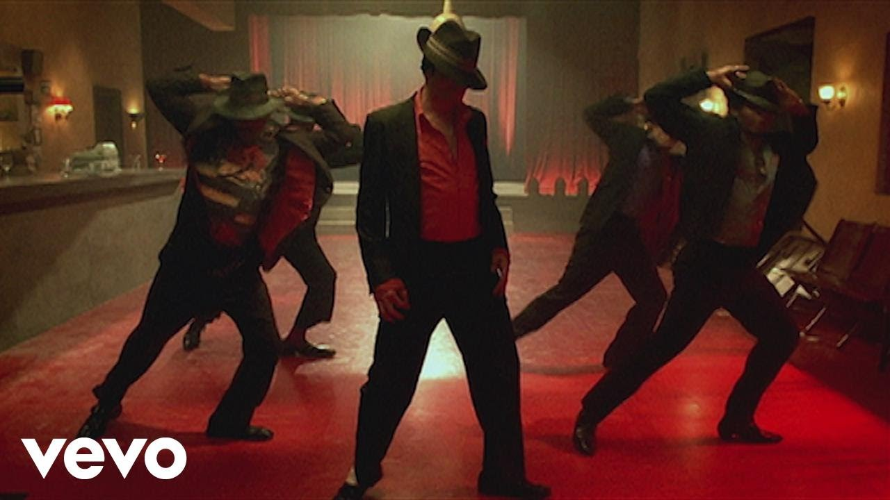 Michael Jackson - Blood On The Dance Floor X Dangerous (The White Panda Mash-Up)