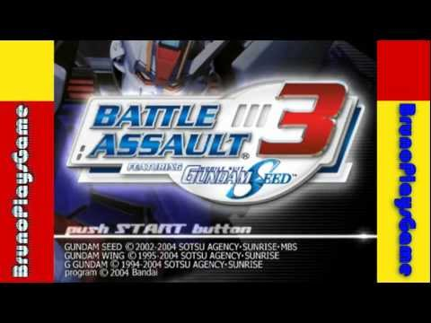 Battle Assault 3 Featuring Gundam - O Robo Goku =]