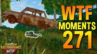 PUBG Daily Funny WTF Moments Highlights Ep 271