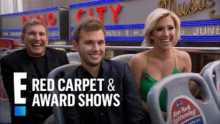 Does Todd Chrisley Like Savannah's New Hockey Player Beau? | E! Live from the Red Carpet