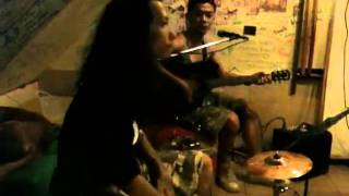 Redemtion song - Bob marley cover by The Cheap Band ( Live ).
