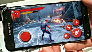 Download Marvel Spider-Man Game For Android || Play Spider-Man Game Android ||