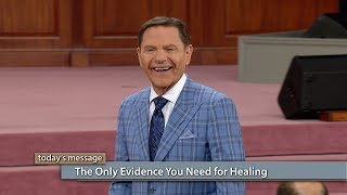 The Only Evidence You Need for Healing