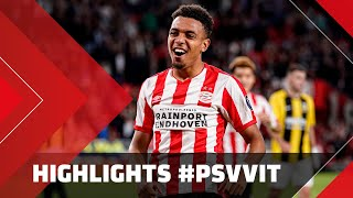 HIGHLIGHTS | PSV - Vitesse