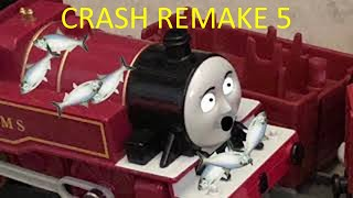 Tomy/trackmaster Thomas and friends CRASH REMAKE 5
