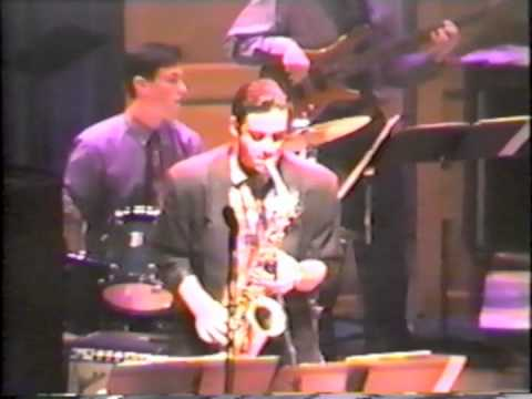El Dorado High School Jazz Band in Concert, 1993