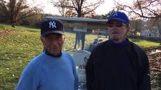 Bobby Shantz and Baseball Jorge