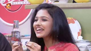 """Annies Kitchen With Famous Film Actor """" Mohan & Actress Mamitha"""" 