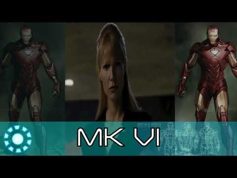 The Best Iron Man Armor - Ranker Lists